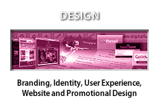 Design - Branding, Identity, User Experience,Website and Promotional Design