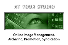 At Your Studio - Online Image Management,Archiving, Promotion, Syndication