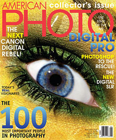 DigitalFusion Named to American Photo Top 100 in Photography
