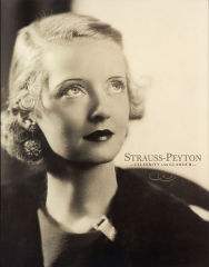 The Cover of Strauss-Peyton: Celebrity and Glamour