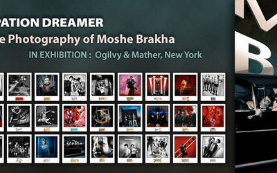 Occupation Dreamer: The Photography of Moshe Brakha