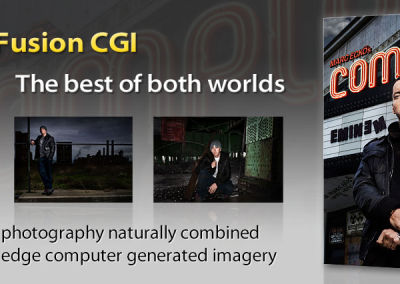 Complex Magazine Features Eminem with DigitalFusion CGI