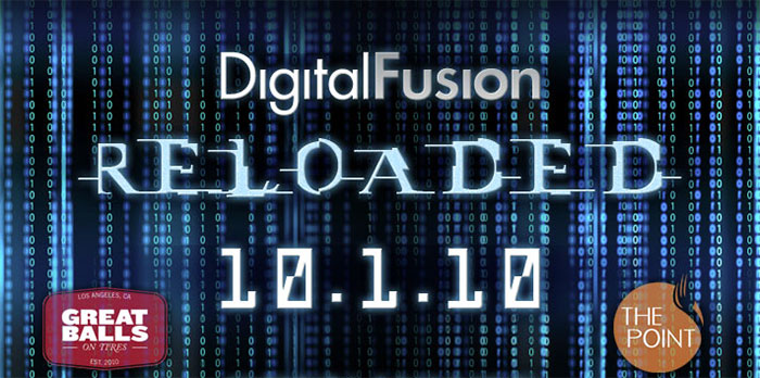 DigitalFusion : RELOADED – Open House and Party!