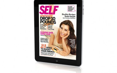 SELF Magazine debuts on the iPad with DigitalFusion Creative