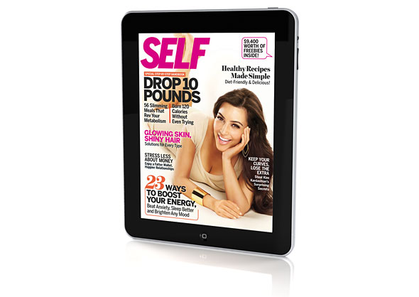 SELF Magazine debuts on the iPad with DigitalFusion Creative