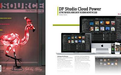 DF Studio Cloud Power