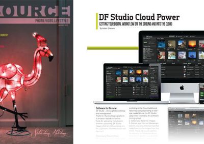 DF Studio Cloud Power