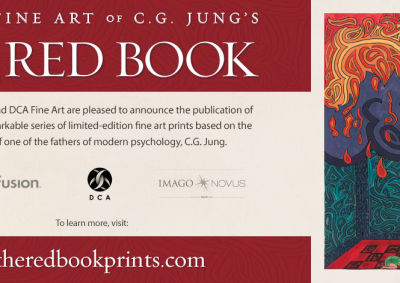 "DigitalFusion and DCA Fine Art present ""The Fine ART of C.G. Jung's The RED BOOK"""