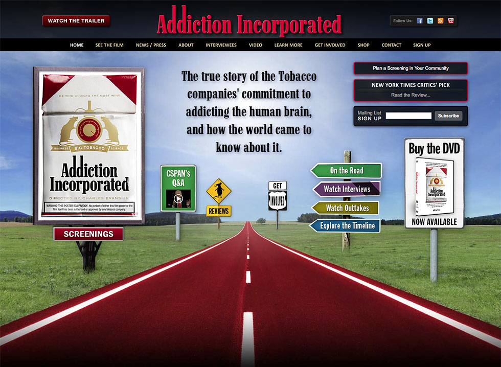 Addiction Incporporated