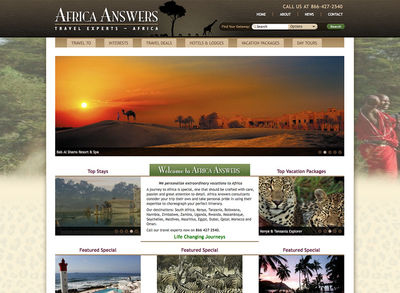 "Africa Answers<br /><a target=""_blank"" href=""http://www.africaanswers.com"">www.africaanswers.com<span>Designed by DigitalFusion DESIGN — Built by Ottenhoff Consulting</span></a>"