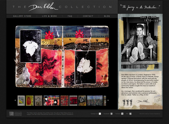 The Dan Eldon Collection