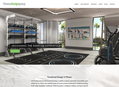 Fitness Design Group<br /><a>( project retired )</a>