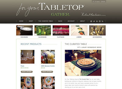 "For Your Tabletop<br /><a target=""_blank"" href=""http://www.foryourtabletop.com"">www.foryourtabletop.com</a>"