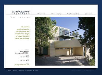 Jann Williams Architect