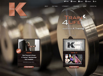 Studio K Training<br /><a>( project retired )</a>