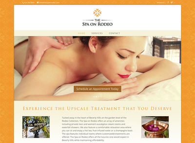 The Spa on Rodeo<br /><a>( project retired )</a>
