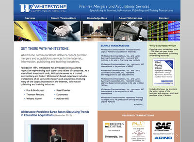 Whitestone Communications<br /><a>( project retired )</a>