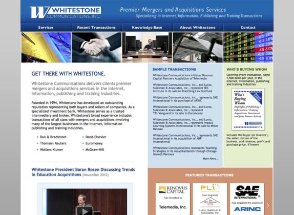 Whitestone Communications