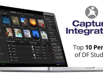 Capture Integrations' Top 10 Perks of DFStudio