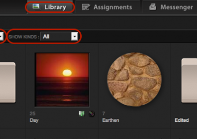 DF Studio Updates: January 2015 – Redesigned Library Tab, Collections in Folders, Bookmarks in Navigation Sidebar