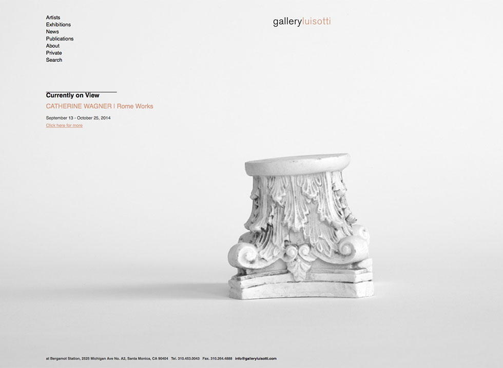Gallery Luisotti