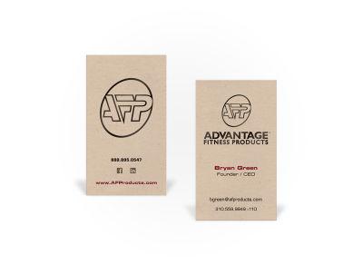 AFP - Business Card