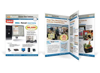 IT Retail - Promotion Brochure