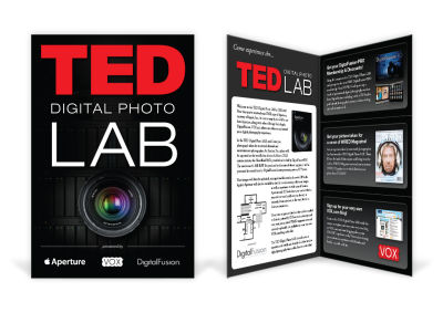 TED LAB - Conference Brochure