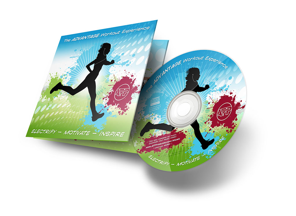 AFP – Workout Music CD