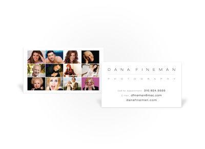 Dana Fineman - Business Card