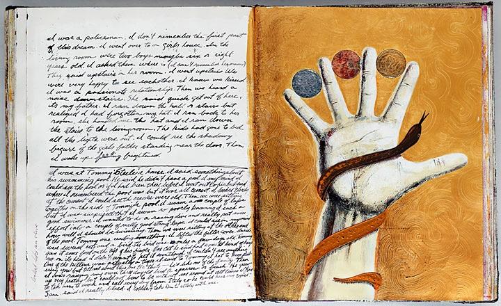 Vigon Journal Exerpt by Larry Vigon