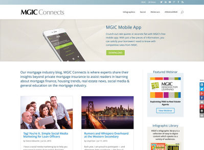 "MGIC Connects<br /><a target=""_blank"" href=""http://www.mgic-connects.com"">www.mgic-connects.com</a>"