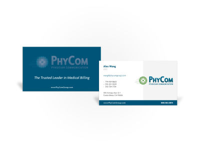 PhyCom - Business Card