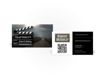 Traction.TV - Business Card