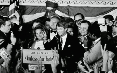 Behind the Lens: 50 Years of Campaign Photography