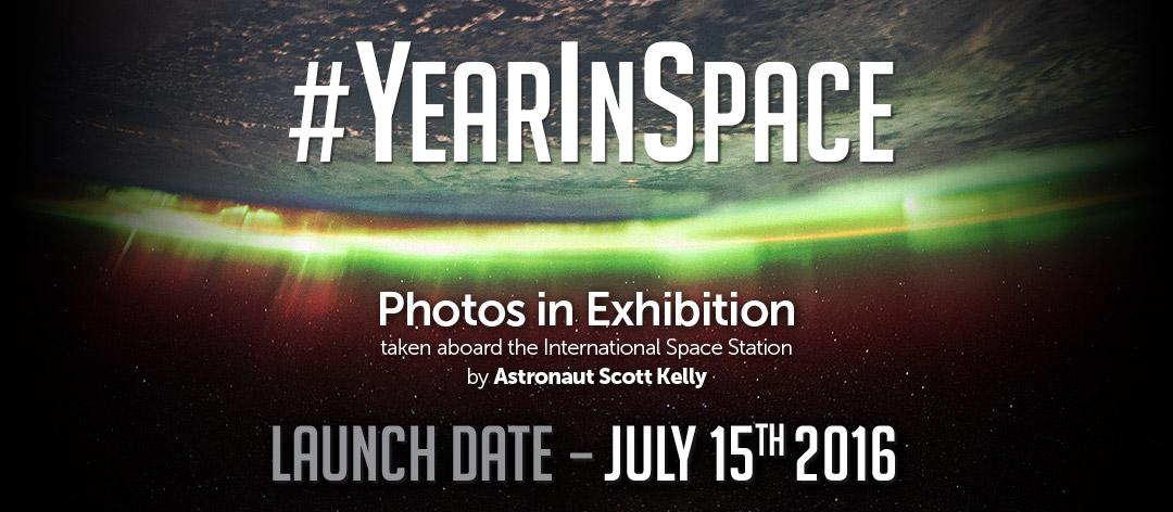 #YearInSpace