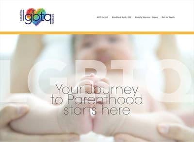"Creating LGBTQ Families<br /><a target=""_blank"" href=""http://creatinglgbtqfamilies.com"" rel=""noopener noreferrer"">creatinglgbtqfamilies.com<span>Designed with Masterpol Design — Built by DigitalFusion DESIGN</span></a>"