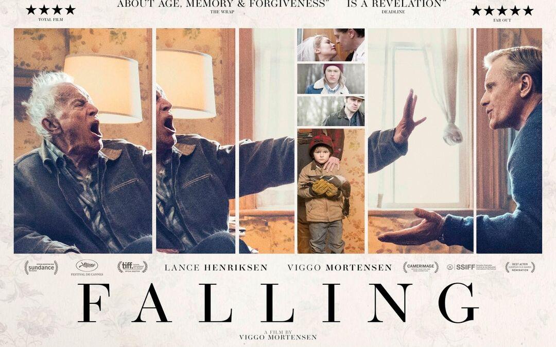 DF Congratulates Viggo Mortensen on 'FALLING', his Feature Film Directorial Debut