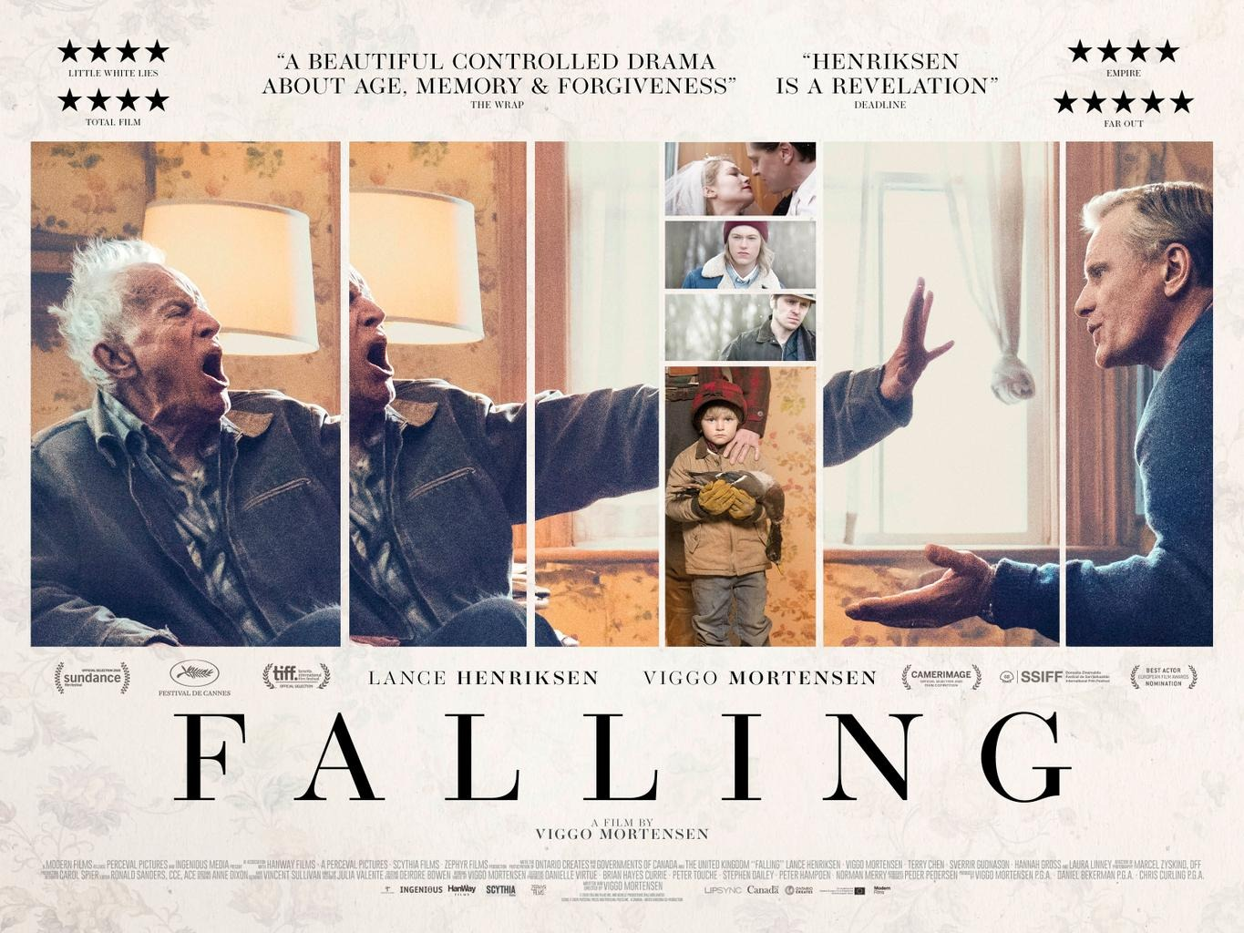 DF Congratulates Viggo Mortensen on 'FALLING', his Feature Film Directorial Debut